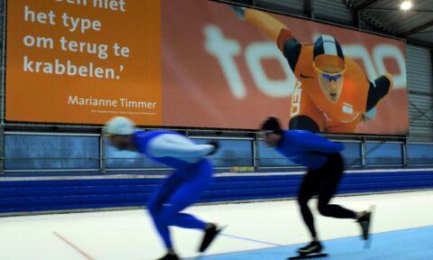 Sfeerverbetering sportaccommodaties Gemeente Groningen